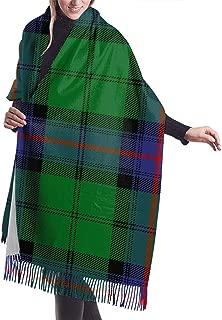 Clan Armstrong Tartan Print Winter Cashmere Feel Women Scarf
