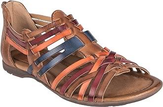 Earth Shoes Bonfire Women's Sand Brown Multi 7 Medium US