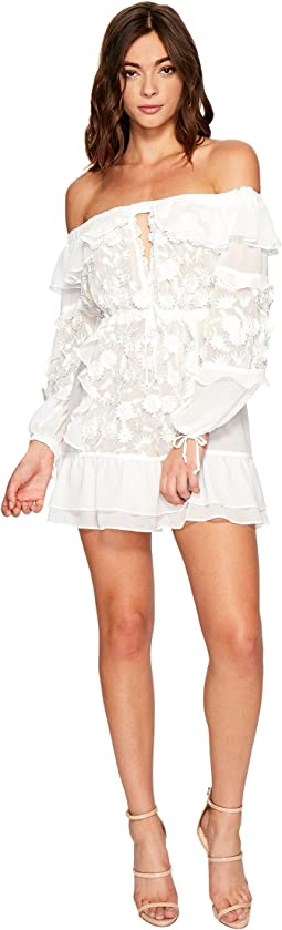 For Love and Lemons - Dress Off Shoulder