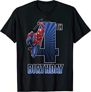 Best birthday spiderman shirt Reviews
