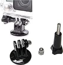 MaximalPower Monopod Tripod Mount Adapter + Long Bolt + Nut for GoPro HD Hero 2 3 3+ 4 5 6