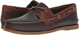 A/O 2-Eye Richtown Pullup Boat Shoe