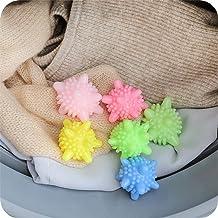 SSXCO Anti-Wickel Kläder Tvättande Kula Tvättning Rengöring Kula Återanvändbar Mjuk Torkare Kula-Tvättmaskin Produkt för T...