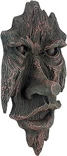 Dеsign Tоscаnо ホームデコ ノッティンガムの森のスピリット:Greenman ツリー彫刻