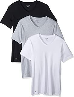 mens wide neck tee shirts