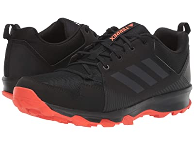adidas Outdoor Terrex Tracerocker (Black/Carbon/Active Orange) Men