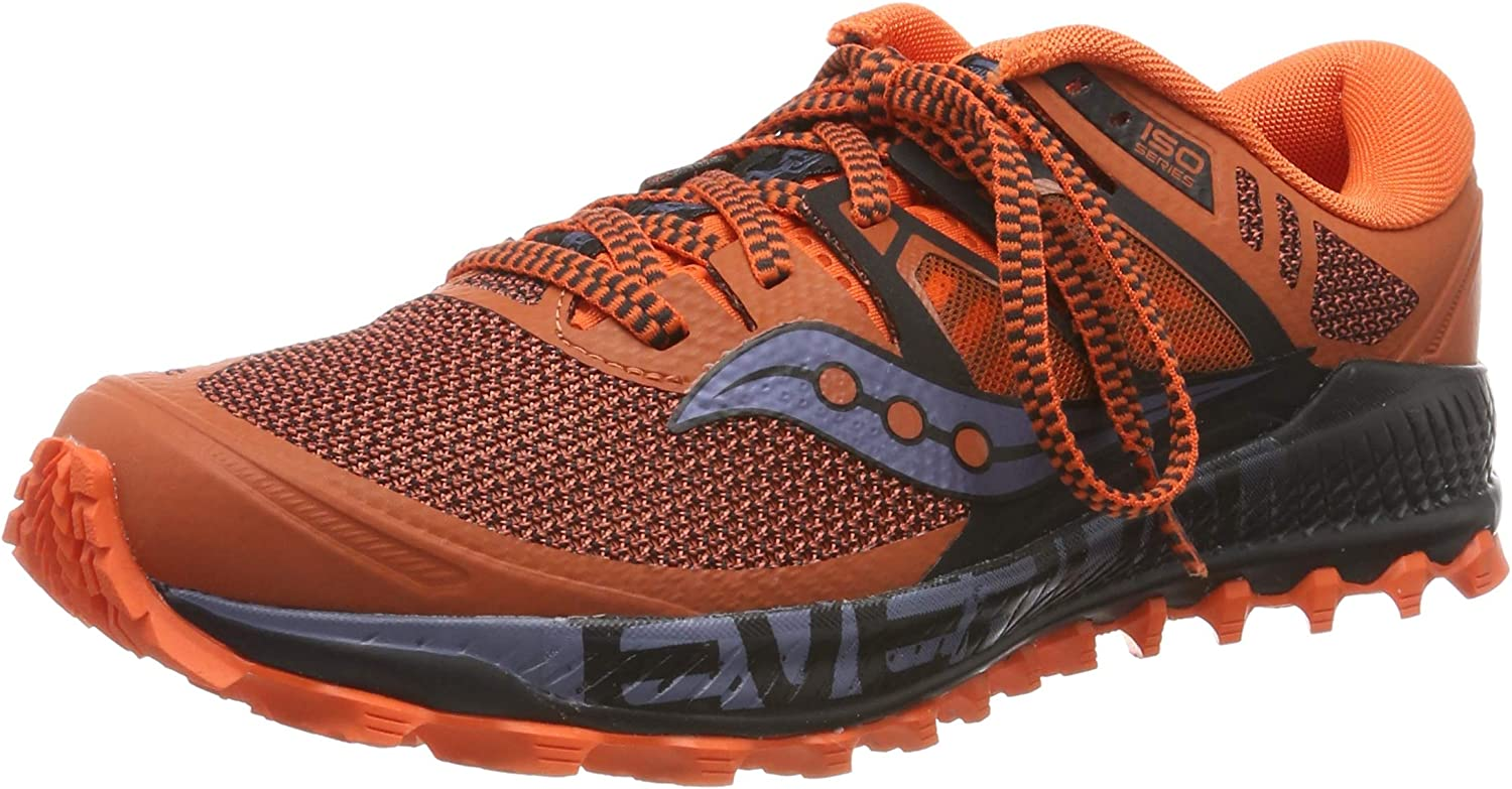 Saucony Men's Peregrine Iso Competition Running shoes