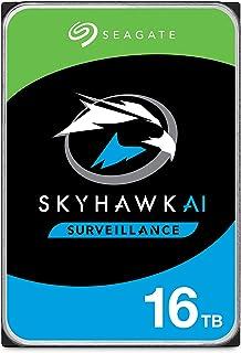 Seagate Skyhawk ai st16000ve000 - Disco Duro Interno (16 TB, 3, 5