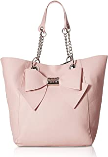 Betsey Johnson Womens Bag in Bag Bow Tote