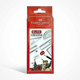 Faber-Castell Elite Mathematical Set 9Pc