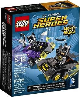 LEGO DC Comics Super Heroes Mighty Micros: Batman vs. Catwoman 76061