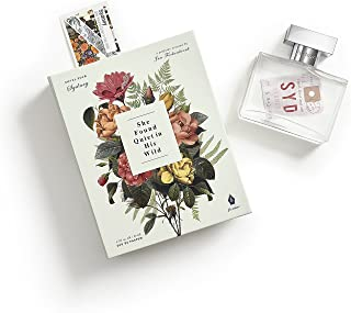 Fictions Perfume Spray for Women - Sydney, She Found Quiet in His Wild - Fresh Feminine Scent - Fruity Floral Fragrance wi...