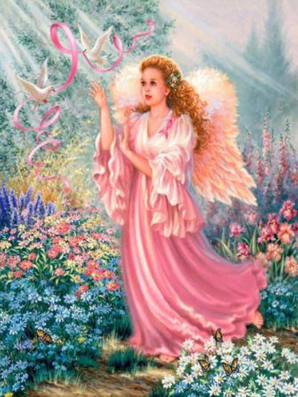 5Ddiy Diamond Painting Princess Rapid rise Fantasy Stitch Popularity Cross Fairy Round