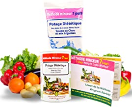 Anne Delona fatburner Cabbage Soup Slimming Method 7 Days Diet Soup 1 Sachet for 7 Days Cure Estimated Price : £ 18,62