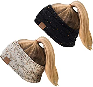 cute knit headwraps