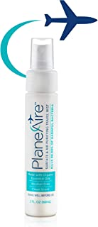 PlaneAire® Travel Mist | Surface & Air | 100% Natural & Organic | Proven Laboratory Results