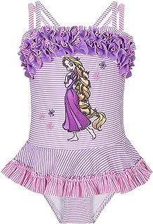 Disney Store Princess Rapunzel Purple Swimsuit Cover-Up 5T Size Small 5//6
