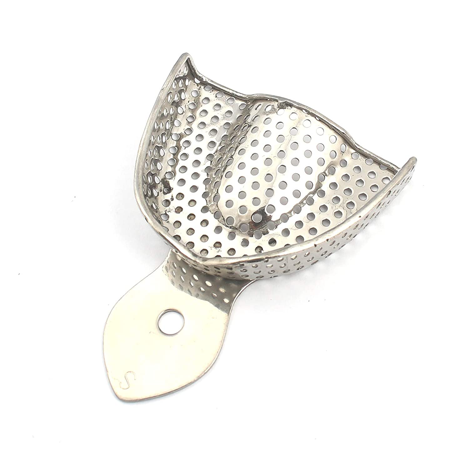 DDP Stainless Steel Impression Trays Perforated Discount mail order Medium Upper Fu Ranking TOP15