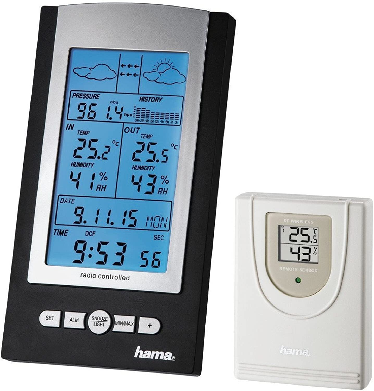 Hama Station métégoldlogique électronique EWS-800