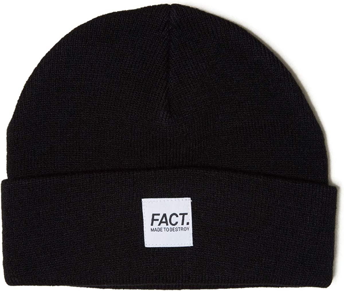 FACT Free shipping anywhere in Sales the nation Box Logo Black Beanie -