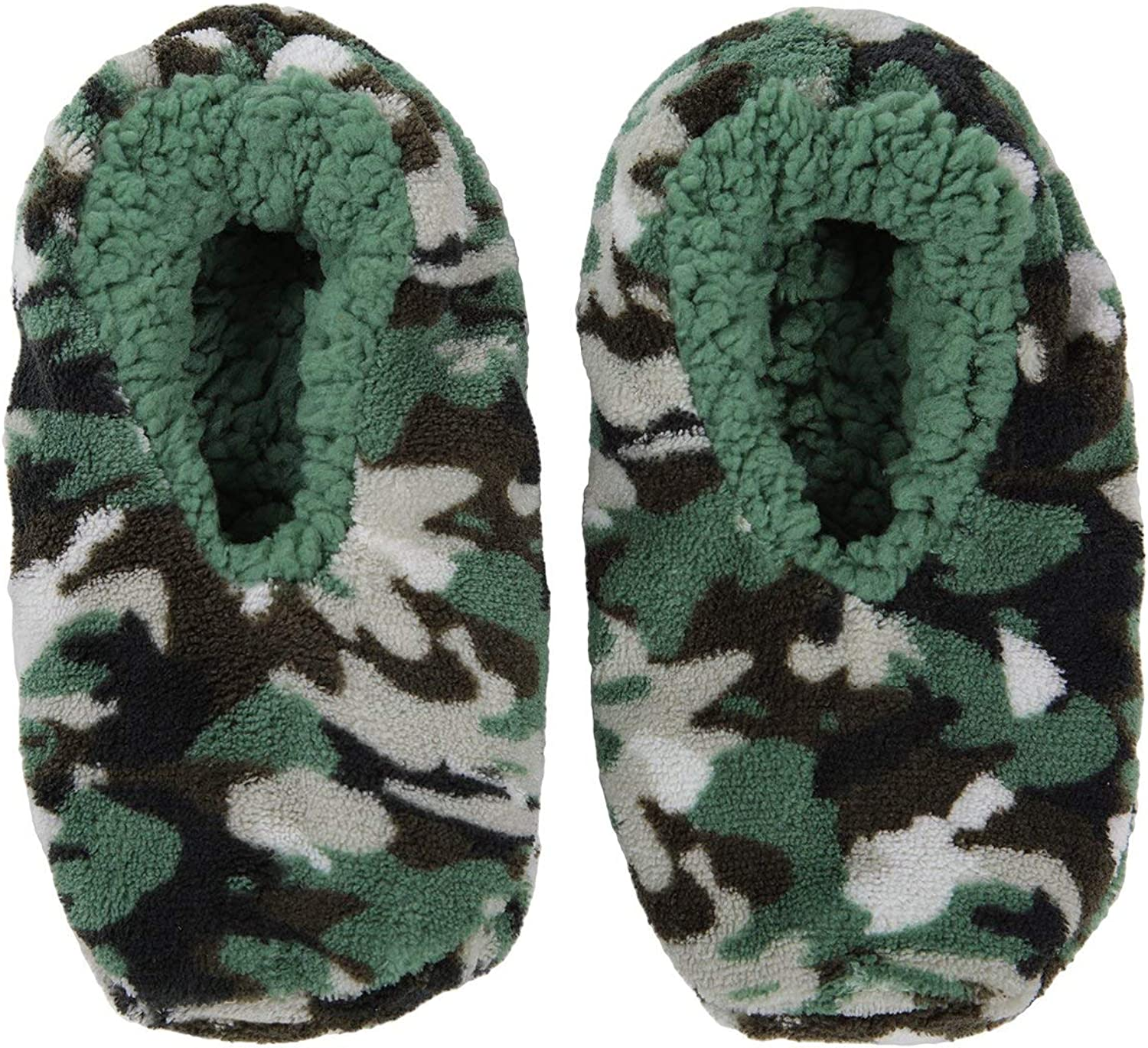 Amazon.com: MeMoi Boys Camo Slippers | Little Boys Slippers and Slippers  for Kids: Clothing