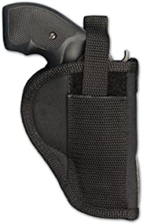 Barsony Gun Concealment OWB Belt Holster for 2