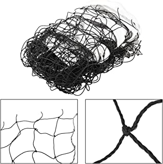 Keenso Outdoor Volleyball Net, Volleyball Net with Storage Bag for Beach Game Indoor Outdoor Match Standard Size