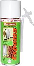 Silbor - Espuma spray 300ml Poliuretano con canu