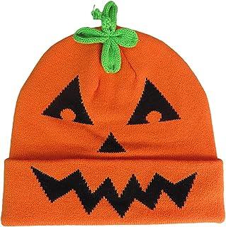 halloween spider pumpkin unisex hat// beanie//party //fancy dress //prop// age 1-10