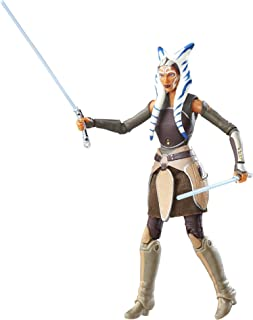 Star Wars Rebels Black Series Ahsoka Tano Figure, 6 Inch