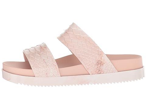 Luxury Python Beige Shoes Melissa East MixedWhite Cosmic Baja Pink Black BlackGoldLight PdpdXx