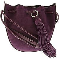 Rebecca Minkoff Women's Lulu Crossbody Bag (Blackberry)