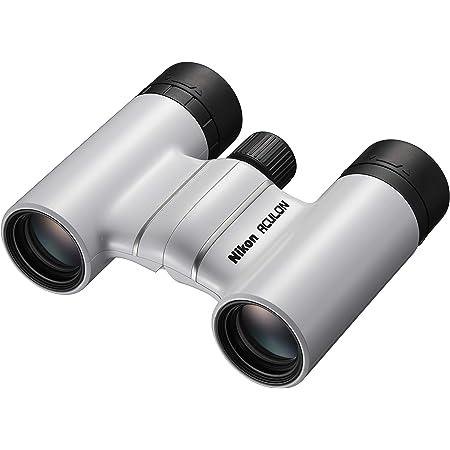 Nikon 双眼鏡 アキュロンT02 8x21 ダハプリズム式 8倍21口径 ホワイト ACULON ACT028X21WH