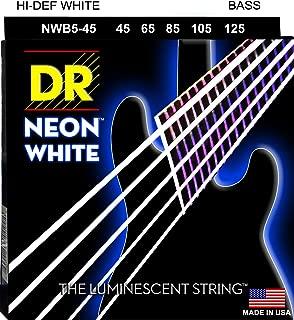 DR Strings HI-DEF NEON Bass Guitar Strings (NWB5-45)