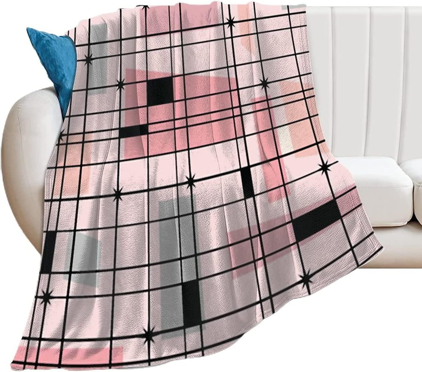 DKISEE Soft Blanket for Memphis Mall Indianapolis Mall Couch 50