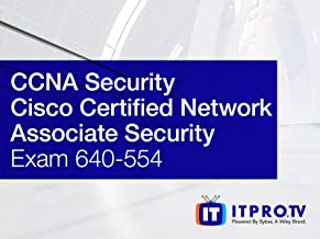 CCNA Security - Cisco Certified Network Associate Security (Exam 640-554)