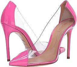 Neon Pink Vinil/Verniz