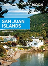 Moon San Juan Islands (Fifth Edition): Best Hikes, Local Spots, and Weekend Getaways
