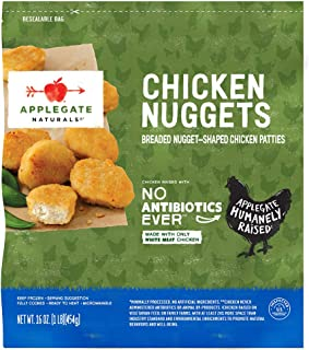 Applegate, Natural Chicken Nuggets Family Size, 16oz (Frozen)