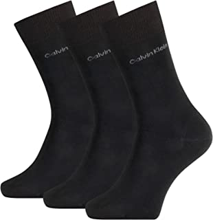 Calvin Klein Mens Socks (3-Pack) (UK 7-11)
