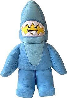 "LEGO® Minifigure Shark Suit Guy 14"" Plush Character"
