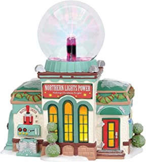 Department 56 North Pole Series Northern Lights Power