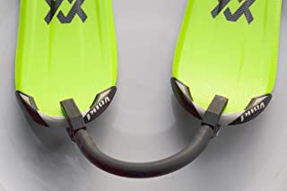 Ski Tip Connector Trainer - Improved Design - Ski Wedge Aid