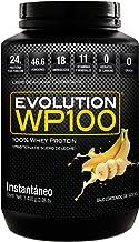 EVOLUTION WP100 PROTEÍNA DE SUERO DE LECHE PLÁTANO 1400 GR