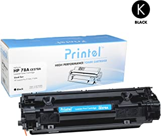 Printel Replacement Toner Cartridge for HP 78A CE278A Black