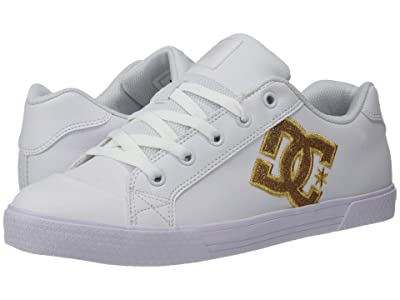 DC Chelsea SE W (White/Gold) Women