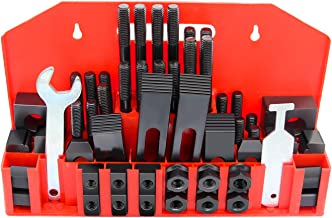 "PENSON & CO. 5/8"" T-Slot Clamp Kit 58 pcs 1/2""-13 Stud Hold Down Clamping.."