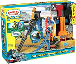Thomas & Friends Fisher-Price Take N Play - The Great Quarry Climb (Age: 3 Years and up)