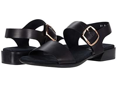 Munro Cleo (Black Leather) Women
