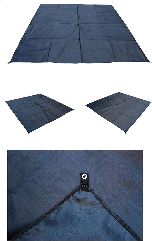 Sand Free Beach Blanket Oversized Sand Proof Nylon Beach Mat Picnic Blanket Sand and Moisture Resistant (Black,210200cm)